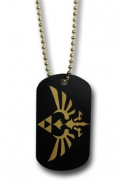 Zelda Metal Dog Tag