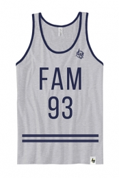 93 Tank (Heather Grey)