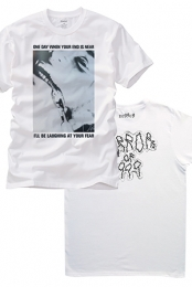 Horrors of 1999 Tee (White)