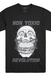 Non Toxic Revolution Tee (Black)