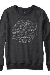 Cycle Crewneck Sweatshirt (Heather Charcoal)