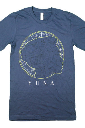 Constellations Tee (Navy)