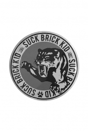 Suck Brick Kid Button