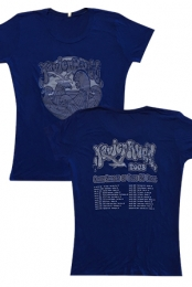 Dark Shades of Blue US Tour Tee (Navy)