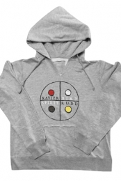 Bird Spirit Hoodie (Heather Grey)