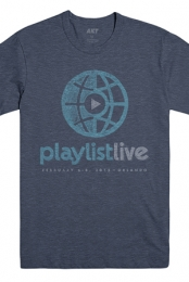2015 Orlando Exclusive Event Tee (Indigo)
