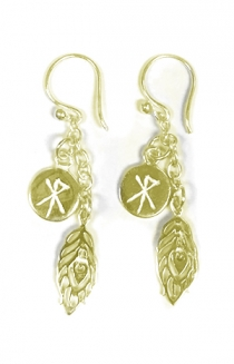 Earrings (Gold)
