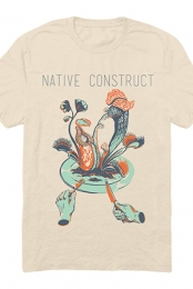Plant Plate Tee (Natural)