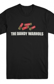 Shotgun Shells Tee (Black)