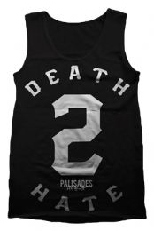 Death 2 Hate Tank (Black)