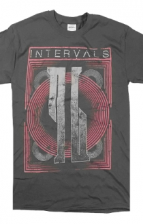 Lines Tee (Charcoal)
