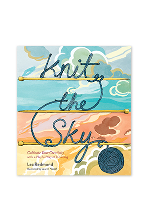 """Knit The Sky"" by Lea Redmond"