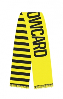 Scarf (Yellow/Black)
