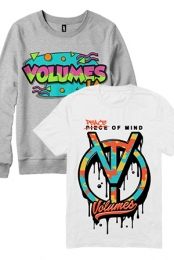 90s Throwback Crewneck + Peacemaker Tee