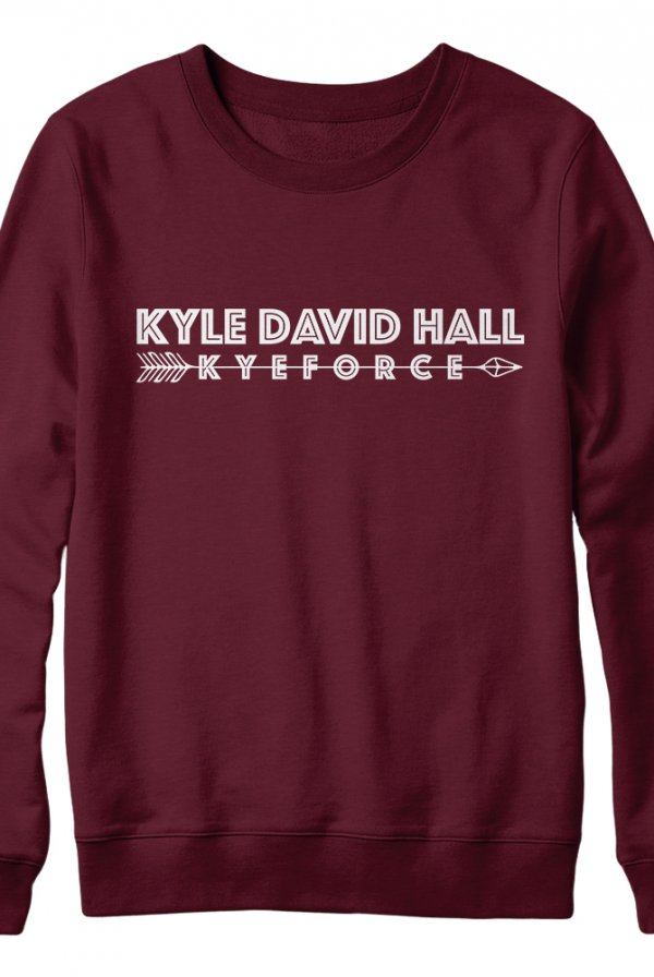 Kyeforce Crewneck (Maroon)