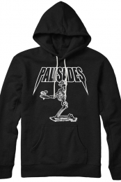 Skeleton Prayer Hoodie (Black)