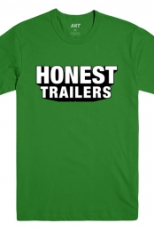 Honest Trailers Tee (Kelly Green)