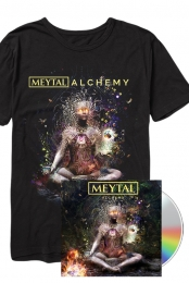 Alchemy CD (Signed) + Tee Bundle