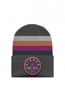 Fire Starter Winter Beanie (Grey)