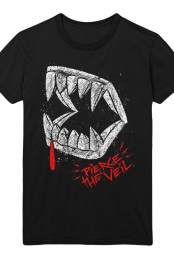 Teeth Tee (Black)