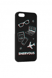 Snervous iPhone Case (Black)
