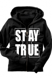 Stay True Zip-Up