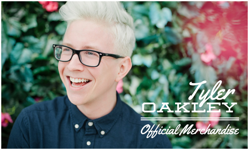 66f70f395ad4 Tyler Oakley Merch - Official Online Store on District Lines