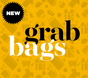 NEW Grab Bags! - Buy Now!